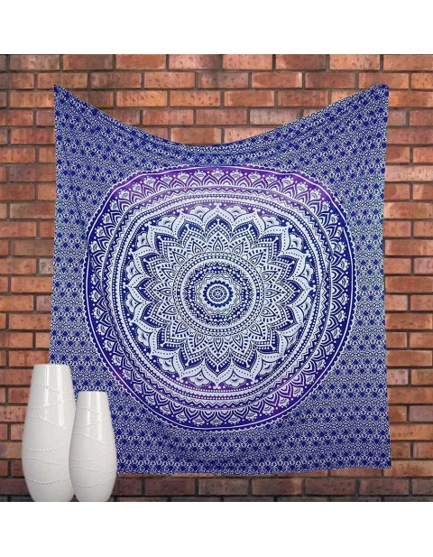 Wall Hanging Mandala Tapestry Table Runner Queen Size